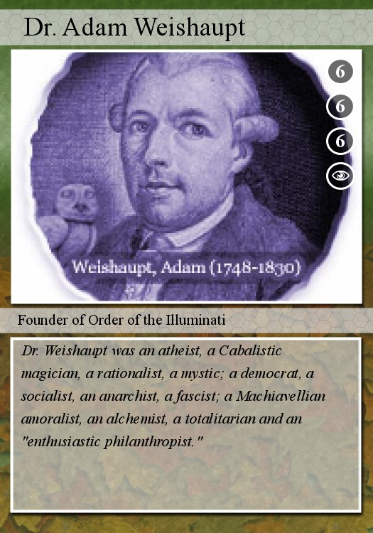 the illuminati essay The belief is that the main theory is right and illuminati rules the world , illuminati comes from an organization created by adam weishaupt and founded on.